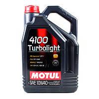 Моторное масло Motul 4100 Tutbolight 10W-40 5L