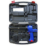 Пистолет для герметика аккумуляторный Air Pro G10 (SECO740V-G10) (Тайвань), фото 3