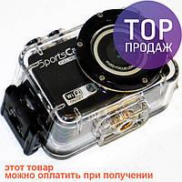 Экшн камера SportsCam Wifi F39 / Экшн-камера