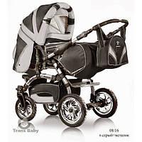 Детская коляска-трансформер Prado Lux 08/16, Trans baby