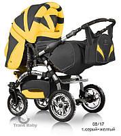Детская коляска-трансформер Prado Lux 08/17, Trans baby