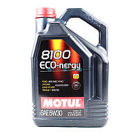 Моторное масло Motul 8100 ECO-nergy 5W-30 5L