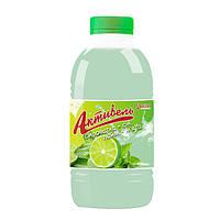 """Напиток сывороточный """"Aktuvel"""" Сыровотка + Сок лайма"""