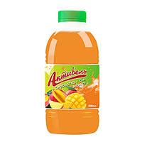 """Напиток сывороточный """"Aktuvel"""" Сыровотка + Сок манго"""