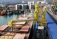 Транспортное оборудование и судопогрузочное оборудование большой продуктивности