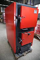 Промышленный твердотопливный котел на дровах Колви 300 квт, фото 1