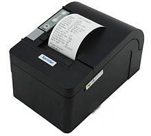 Чековий принтер з автообрезкой Xprinter XP-C58K 58мм USB