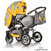 Детская коляска-трансформер Prado Lux 39/17, Trans baby