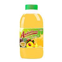 """Напиток сывороточный """"Aktuvel"""" Сыровотка + Сок персика"""