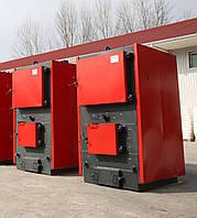 Промышленный твердотопливный котел на дровах Колви А 400 (400 квт), фото 1