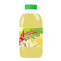 """Напиток сывороточный """"Aktuvel"""" Сыровотка + Сок яблока"""