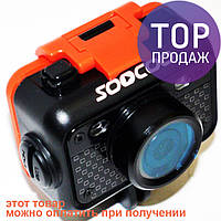 Action Camera Soocoo S60 WiFi + ПУЛЬТ / Экшн-камера