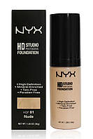 Тональная основа NYX HD Studio Photogenic Foundation