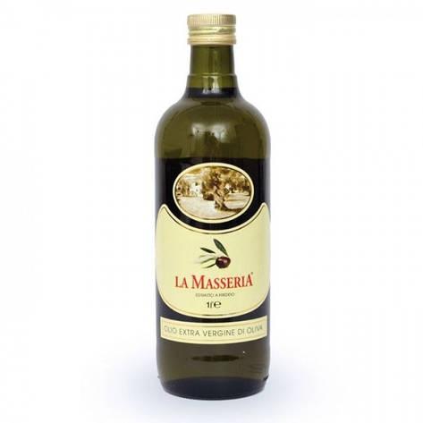 Оливкова олія La Masseria Extra Vergine di oliva 1л, фото 2