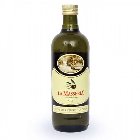 Оливковое масло La Masseria Extra Vergine di oliva 1л, фото 2