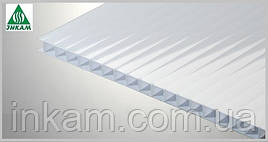 Поликарбонат сотовый Polygal (Израиль) 4мм