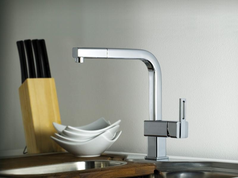 Смеситель кухонный Webert Kitchen DA940301