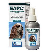Барс Спрей противопаразитарный для собак 100мл