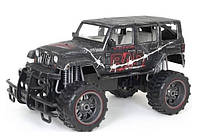 Автомобиль на р/у 1:8 Bad Street 4Door Jeep New Bright (90888-Jeep)