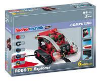 Fisсhertechnik robotics конструктор txt Открытие ft-508778