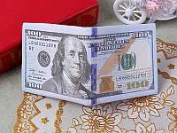 """Кошелек """"100 dollars"""", фото 1"""