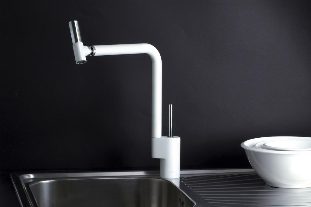 Смеситель кухонный Webert Kitchen TS920301