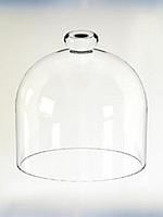 Колпак стеклянный 190 х 210 мм Украина 19100
