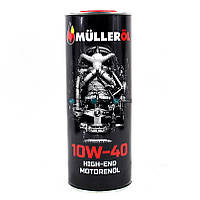 Моторное масло Muleroil 10W-40 1L