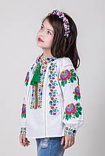 Вышиваннка для девочки с необыкновенным орнаментом, фото 3