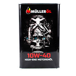 Моторное масло Muleroil 10W-40 4L