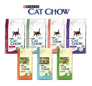 Cat Chow для кошек