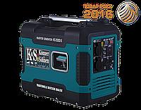 Инверторный генератор Könner&Söhnen KS-2000iS (1.6 кВт)