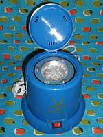 Стерилизатор шариковый  ( СИНИЙ ) + шарики.