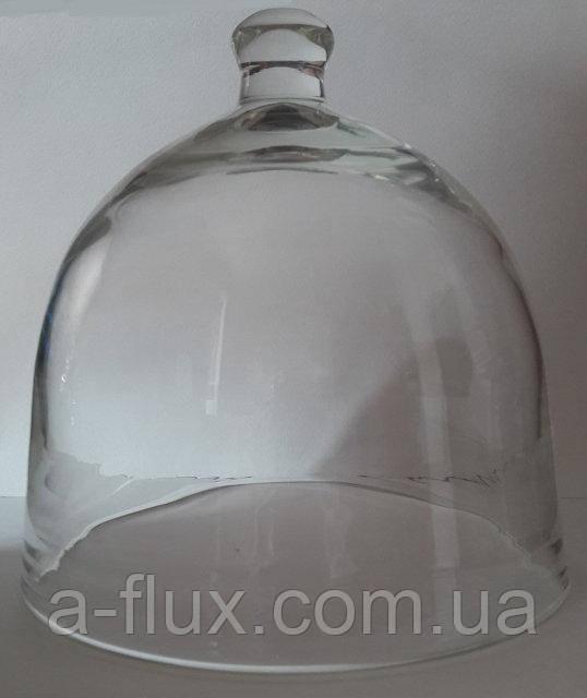 Колпак стеклянный 220 х 230 мм Украина 20060