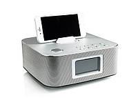 Bluetooth акустика Remax RB-H3C Desktop LCD silver