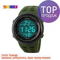 Часы наручные Skmei 1167 Green / спортивные часы