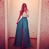 Платье вечернее в пол , ткань верх гипюр, низ масло ,3 расцветки ,длина 165 см АА, ЛЯ № Ландыш