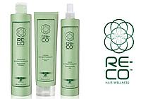 Кератиновый набор для реконструкции волос Green Light Re-Co Restructuring NEW (300мл+250мл+250мл)