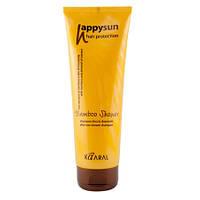 Шампунь для волос и тела 250 мл, Kaaral Happy Sun Bamboo oil