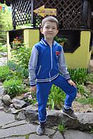 Яркий детский спортивные костюмы для мальчиков на весну Бомбер