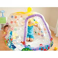 Детский надувной игровой центр Субмарина Intex, 48664, фото 1