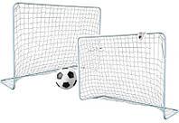 Футбольные ворота складные 2 штуки