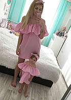 Детское платье Волан