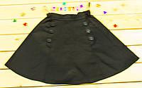 Симпатичная  школьная юбка  на рост 116-158 см