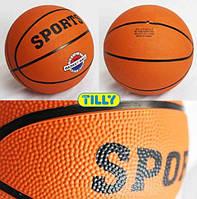 Резиновый баскетбольный мяч Tilly (BT-BTB-0017) размер 7