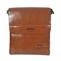 Ділова чоловіча   сумка-планшетка  від Jeep (розмір 1)