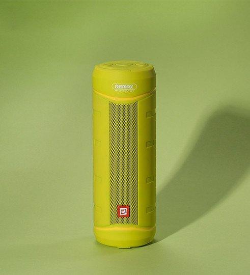 Bluetooth акустика Remax RB-M10 green