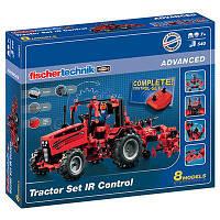 Fisсhertechnik advanced конструктор Трактор радио управляемыи ft-524325