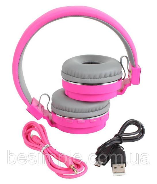 Наушники беcпроводные Transition HD SH12 с Bluetooth, фото 2
