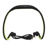 Наушники MP3 Спорт Bluetooth +T-Flash/Micro SD